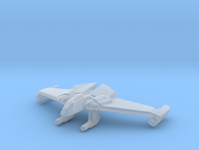 Romulan Winged Defender (Wings Down) 1/15000 in Smooth Fine Detail Plastic