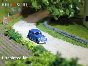 Opel Olympia Limousine (N 1:160) in Frosted Ultra Detail