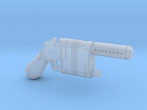 Rey's Blaster 1:6 in Smooth Fine Detail Plastic