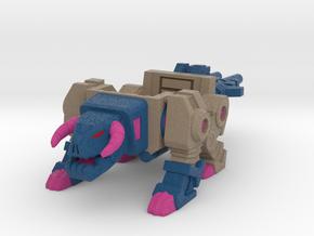 Horri-Bull, Full Color Sandstone Version in Full Color Sandstone