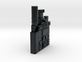Centurion Extinguisher Greebly for Y-Wing in Black Hi-Def Acrylate