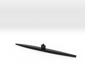 I-201 Sentaka Type Submarine (1/700) in Black Hi-Def Acrylate
