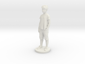 Printle Kid 118- 1/24 in White Natural Versatile Plastic