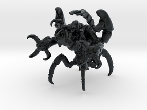 Skorpulex Zu 28mm in Black Hi-Def Acrylate
