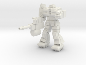 Dragoon Heavy Walker in White Natural Versatile Plastic