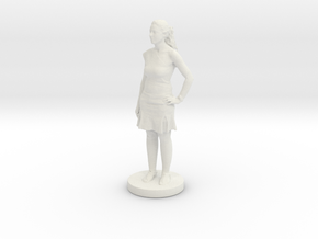 Printle C Femme 299- 1/24 in White Strong & Flexible