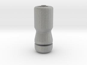 EMP Grenade in Metallic Plastic