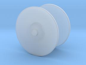 Drum 1-32 in Smooth Fine Detail Plastic