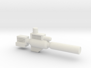SW1NDL - Scatter Blaster in White Natural Versatile Plastic