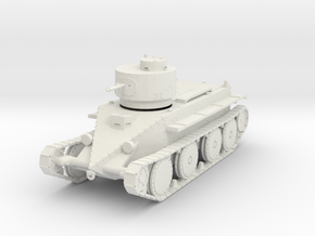 PV23 T1 Combat Car (1/48) in White Strong & Flexible