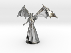 Venger Miniature in Raw Silver: 1:60.96