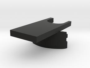 Action-Cam Sidemount for ZSh-1-2M Helmet in Black Natural Versatile Plastic