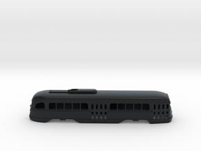 N Scale Prewar PCC PTC Version BODY #2 in Black Hi-Def Acrylate