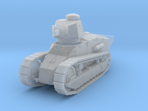 PV152B M1917A1 Six Ton Tank w/37mm Gun (1/100) in Frosted Ultra Detail