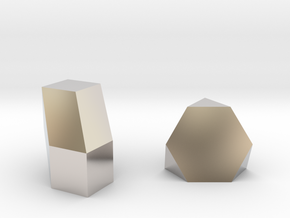 Geometric Rockz  in Platinum