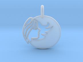 Astrology Zodiac Virgo Sign in Smooth Fine Detail Plastic