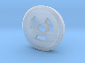 Trit Nuke Ring Part Slim in Smooth Fine Detail Plastic