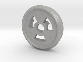 Trit Nuke Ring Part Slim in Aluminum