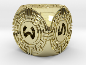 Daedalus D6 in 18k Gold