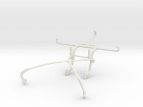 Controller mount for Shield 2015 & Intex Aqua Star in White Natural Versatile Plastic