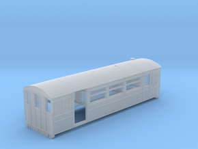 KESR Pickering Railcar (3mm Scale) in Smooth Fine Detail Plastic