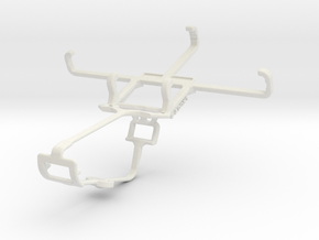 Controller mount for Xbox One & Plum Axe Plus 2 in White Natural Versatile Plastic