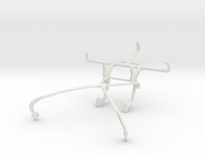 Controller mount for Shield 2015 & Plum Axe Plus 2 in White Natural Versatile Plastic