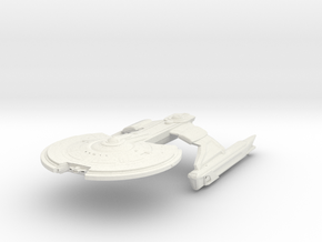 Crow Class II  Destroyer in White Strong & Flexible