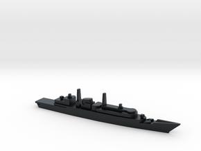 Type 22 Frigate Batch 2, 1/2400 in Black Hi-Def Acrylate
