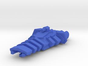 Colour Rim Bastion Escort in Blue Processed Versatile Plastic