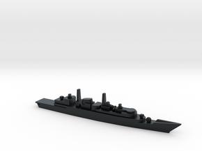 Type 22 Frigate, Batch 3, 1/1800 in Black Hi-Def Acrylate