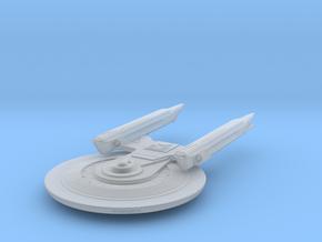 Baker Class V   Cruiser in Smooth Fine Detail Plastic