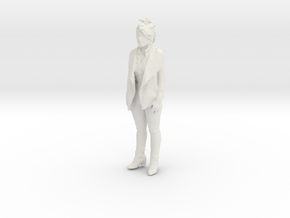 Printle C Femme 211 - 1/24 - wob in White Natural Versatile Plastic