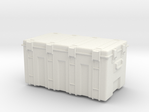 Printle Thing Travel Case 001 - 1/24 in White Natural Versatile Plastic