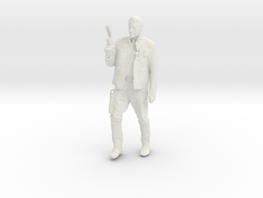 Printle T Homme 002 - 1/24 - wob in White Natural Versatile Plastic