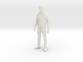 Printle C Homme 016 - 1/24 - wob in White Natural Versatile Plastic