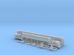 PKP Bdhpumn Doppelstockwagen in Smooth Fine Detail Plastic