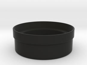 Porsche Clock Replacement Gauge Pod for AEM X-Seri in Black Natural Versatile Plastic