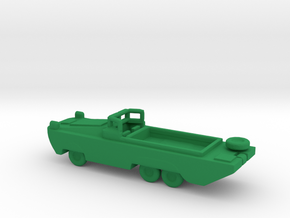 1/285 Scale DUKW in Green Strong & Flexible Polished