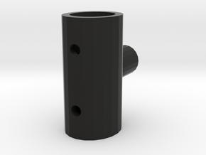 Fluval Spec V Baffle in Black Natural Versatile Plastic