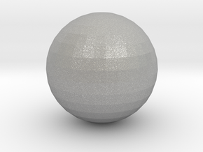 Sphere in Aluminum