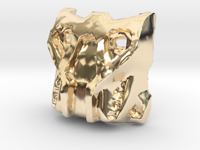 Krana Su in 14k Gold Plated Brass