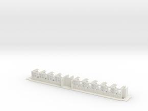 #16B - 51 81 29-40 100 Innenausbau in White Natural Versatile Plastic