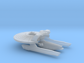 Uss Armstrong in Smooth Fine Detail Plastic
