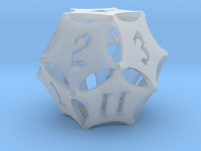 'Kaladesh' D12 Energy Counter die in Smooth Fine Detail Plastic