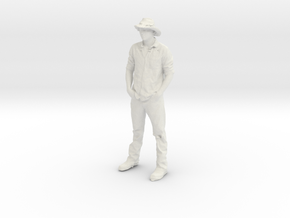 Printle C Homme 148 - 1/24 - wob in White Natural Versatile Plastic