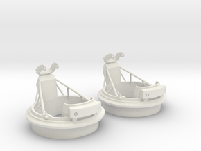 Best Cost 1/35 20mm Mount Mk-12 MOD 1 in White Natural Versatile Plastic