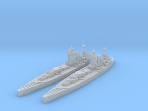 Nelson class in Frosted Ultra Detail