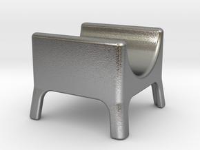 Cigar stand in Natural Silver: Medium