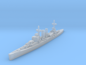 York class 1/2400 in Smooth Fine Detail Plastic